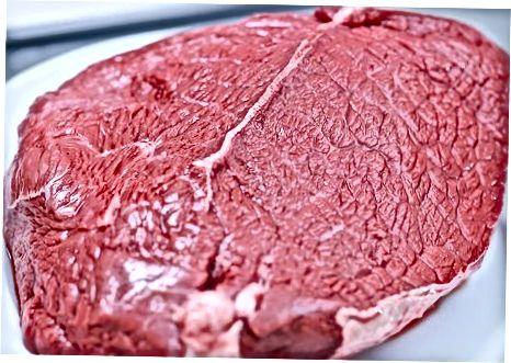 Mėsos paruošimas