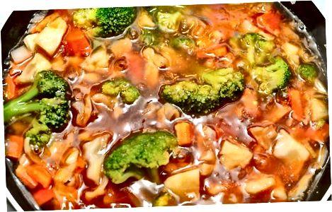 Methode één: Vegetable Chop Suey