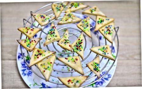 Icing de koekjes