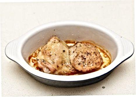 پخت مرغ