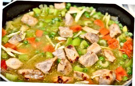 Methode twee: Pork Chop Suey