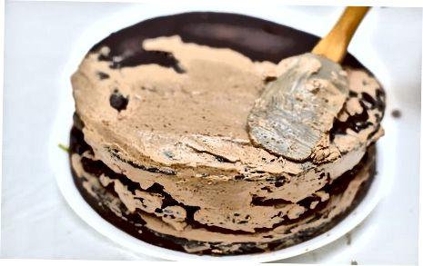 Crea un pastís d'estrat crocant