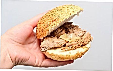 Легка свинина з барбекю