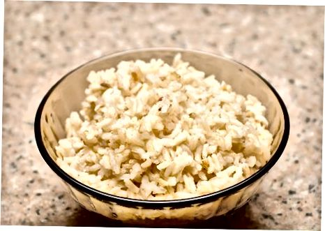 Virimo slėgiu rudieji basmati ryžiai