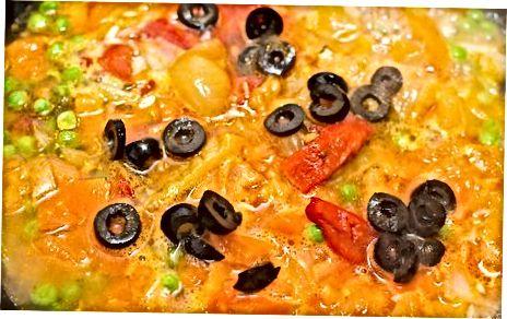 Chipotle Spaanse rijst
