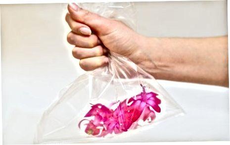 Gėlių naudojimas kaip maistas