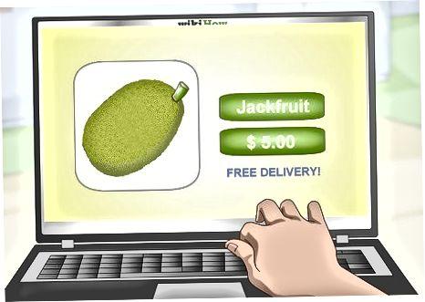 پیدا کردن Jackfruit