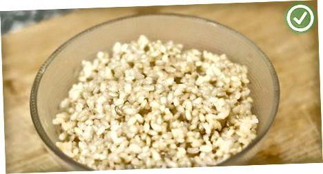 Послуживање пиринча