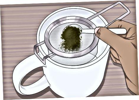 Варење сушених листова гуаве