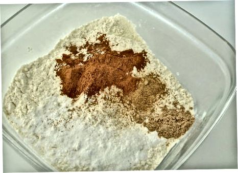 Tort pichoqni aralashtirish