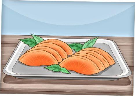 Sushi barida yoki restoranida buyurtma berish