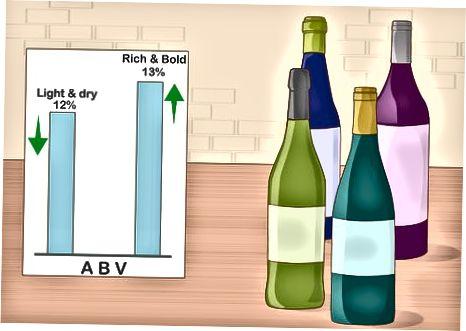 Zgjedhja e verërave individuale