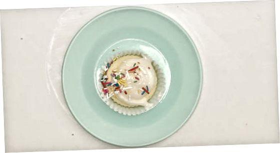 საცხობი კლასიკური cupcakes