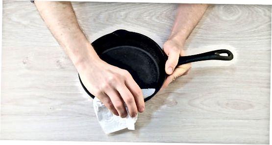 Uhiuuside kööginõude puhastamine