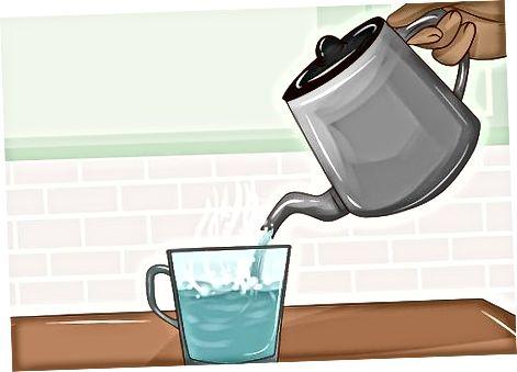 Wasser erhitzen