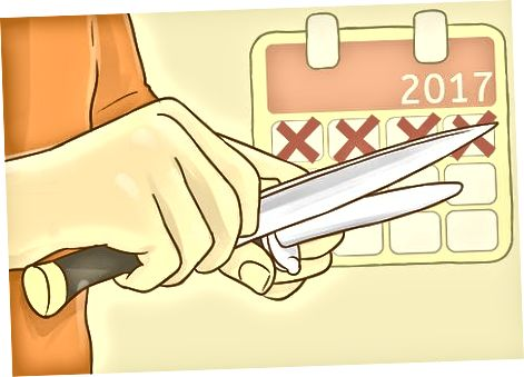 Duke përdorur thikën tuaj