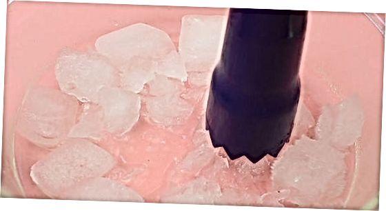למחוץ את הקרח