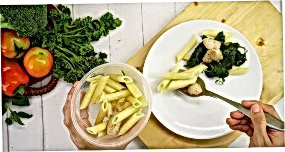 Загревање оброка