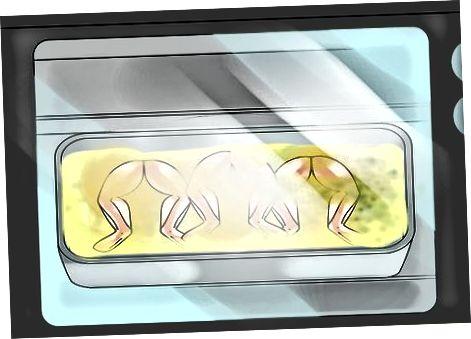 Pishirilgan qurbaqa oyoqlari [12] X tadqiqot manbasi