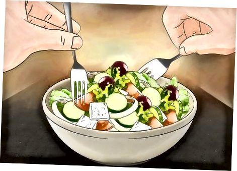 Mësoni të pëlqeni ushqimin