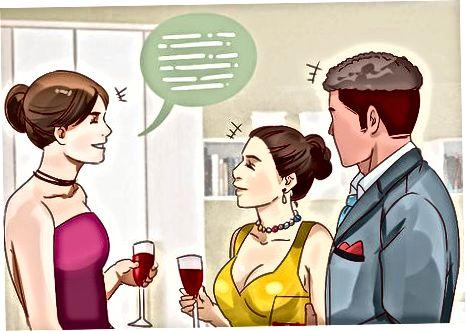 Добре спілкування на вечірці