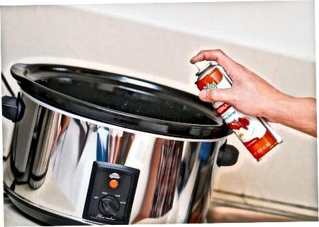 Phương pháp hai: Slow Cooker Chocolate Lava Cake