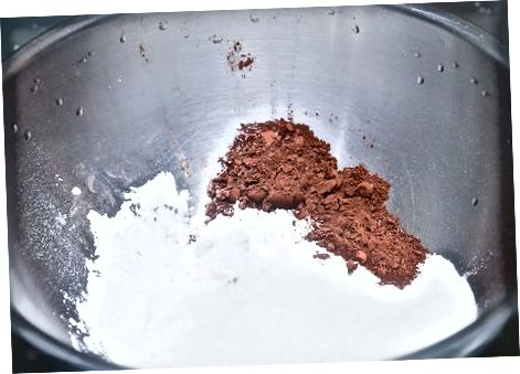 Metode Dua: Slow Cooker Chocolate Lava Cake