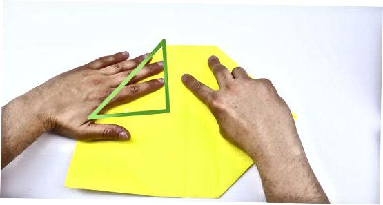 Origami Popperini yaratish