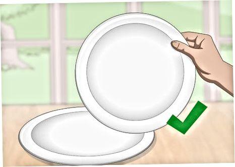 Постављање тањира и прибора