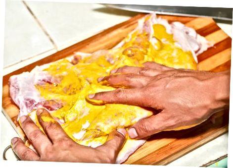 Përgatitja e mishit tuaj për tiganisje