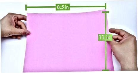 Создание альтернативного бумажного поппера