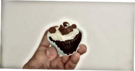 სხვა სახის cupcakes