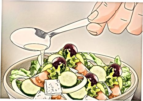 Vadovaudamiesi sveiko salotų padažo taisyklių sąrašu