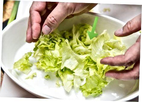 Asosiy marul salatasi