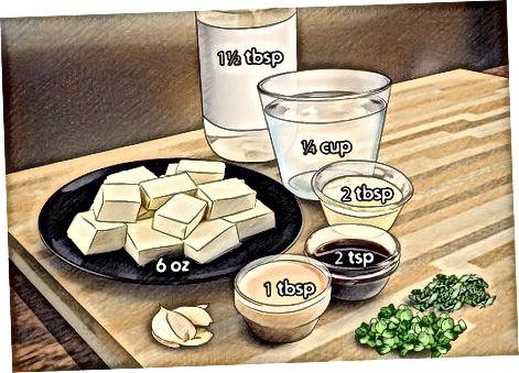Savo salotų užpilų gaminimas