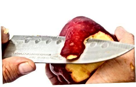 Lage en lett ikke-kokende applesaus