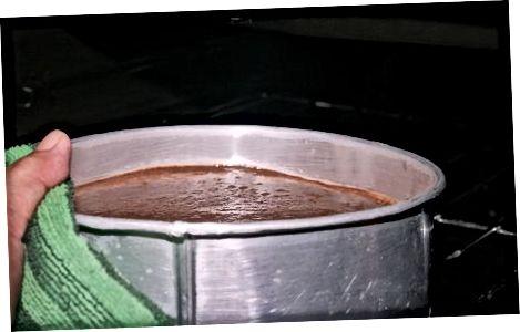 Fuktig och fluffig chokladkaka