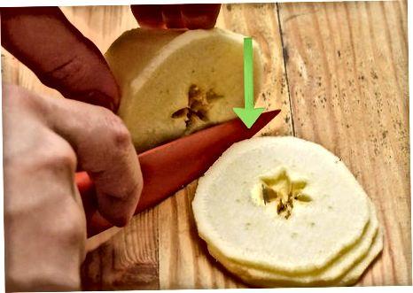 Смаження яблук