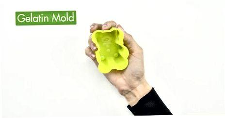 Alegerea materialelor de gelatină