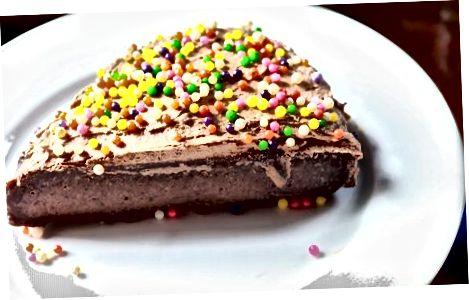 Безглютеновый шоколадный торт