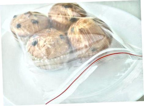 Paketimi i kifleve për ngrirje