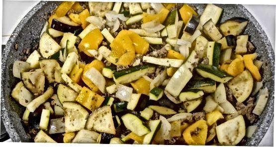 Örtkött och grönsaksgryta