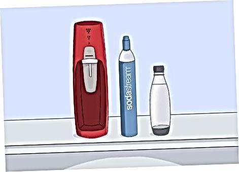 Поміщення карбонатора у вашу содову машину