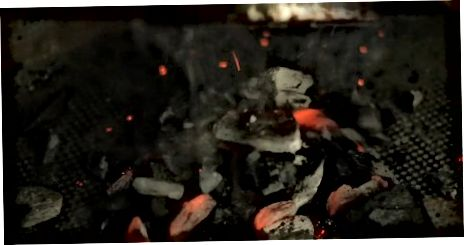 Përdorimi i një oxhak qymyrguri