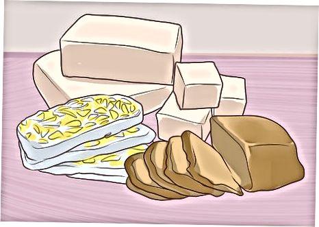 Даданне вегетарыянскага і веганскага бялкоў