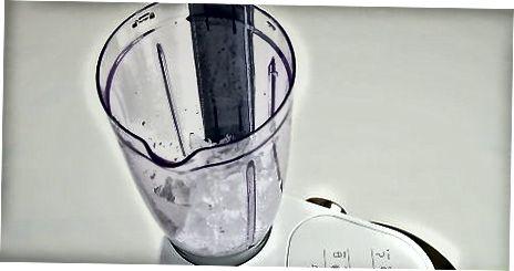 Vanilinių ledų gaminimas