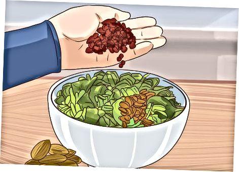 Додавання вегетаріанського та веганського білків
