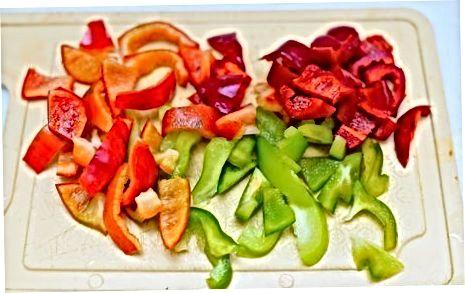 Приготування інгредієнтів