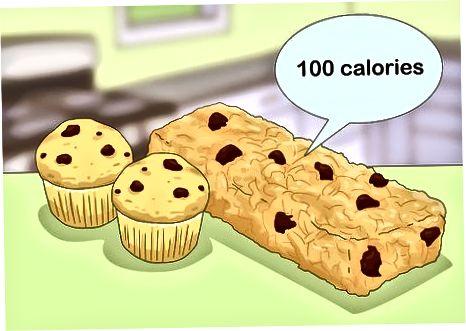 Past kalorili shokoladli muomalalarni tanlash