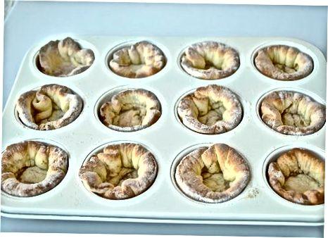 Cinnamon Roll Dessert Cups maken